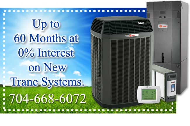 ac/ heating maintenance and repair charlotte nc
